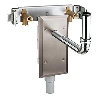 Grohe Rapid Pro plana (para lavabo), Stand montaje, rasante de sifón, 39034000