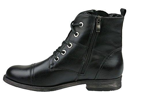 Caprice 9-25103-25-001, Stivali donna Nero (nero)
