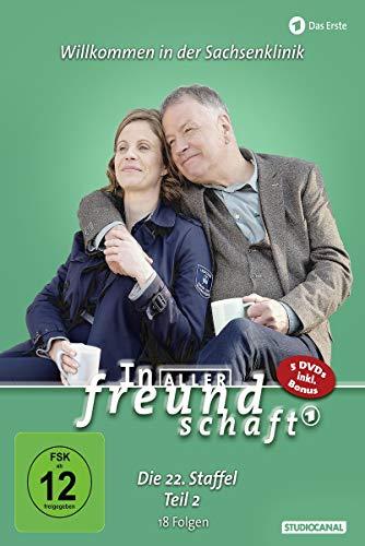 In aller Freundschaft - Die 22. Staffel, Teil 2 [5 DVDs]