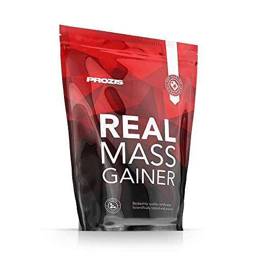 Prozis Real Mass Gainer, 2722 g, Vaniglia