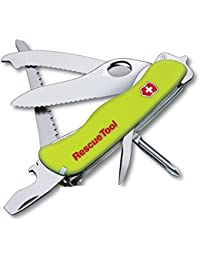 GosFrid Rescue Tool Luminescent Swiss Army Knife Rescue Tool