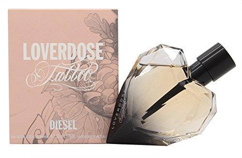 Diesel Loverdose Tattoo Eau de Toilette Spray 50 ml