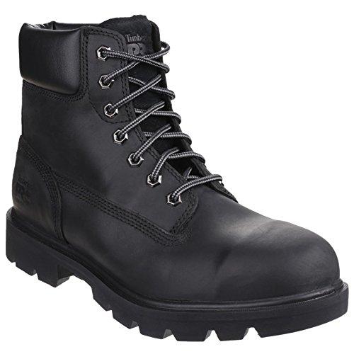 Timberland Sawhorse Black Lace up Safety Boot - 14UK