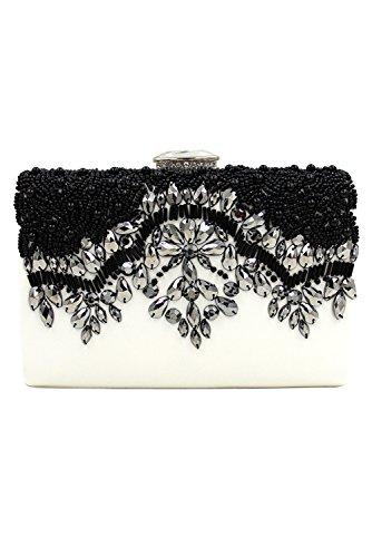 Missdressy Damen Handtaschen MYCC103 Weiß