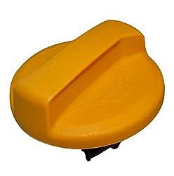 Aerzetix - Öldeckel Öleinfülldeckel C40055 kompatibel mit 0650103 650103 90536291