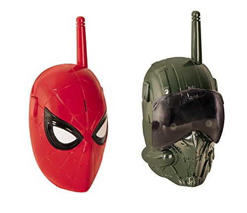 IMC Toys - 551312 - Spiderman Walkie Talkie Film