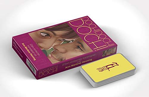 DOCH! DOCH! DOCH! - (D)ein erotisches Spiel. Kartenspiel für Paare von der Sexologin Ann-Marlene Henning, Moderatorin von Make Love