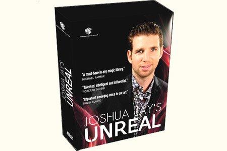 Preisvergleich Produktbild Unreal by Joshua Jay and Luis De Matos - DVD