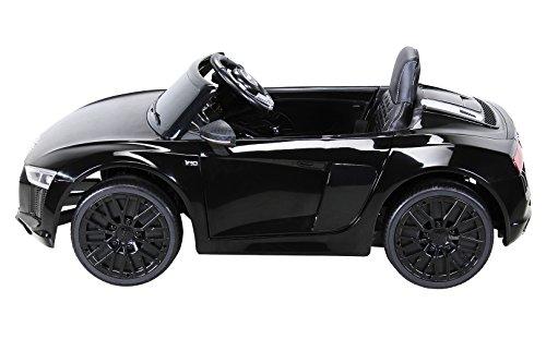 Audi R8 Spyder Kinder-Elektroauto