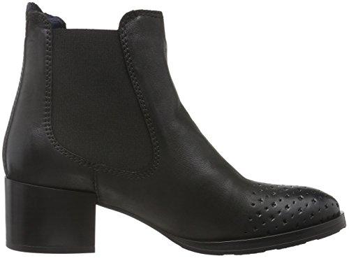 Damen Black Schwarz Chelsea 25342 Antic 002 Boots Tamaris RqwnTPff