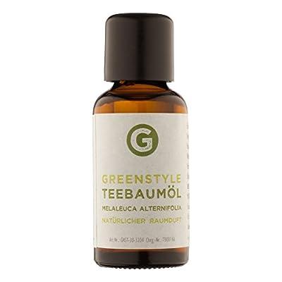 Teebaumöl (50ml) naturrein - ätherisches Öl von greenstyle