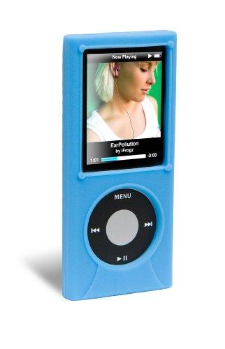 Ifrogz Nano (iFrogz iPod 4G Nano Wrapz Modulare-Blau)