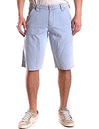 Gant Homme MCBI131008O Bleu Claire Coton Shorts