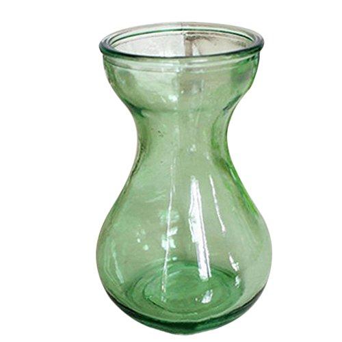 Outflower Vaso Vidrio Transparente Conveniente El