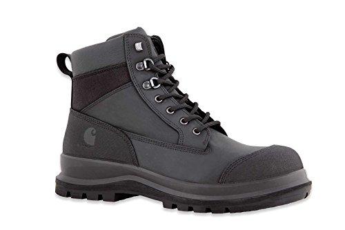 Preisvergleich Produktbild Carhartt Detroit Rugged Flex S3 Mid Stiefel Schwarz 48