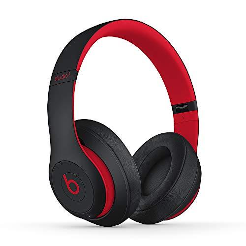 Beats Studio3 Wireless Over-Ear Kopfhörer - Die Beats Decade Collection - Klassisch Rot-Schwarz