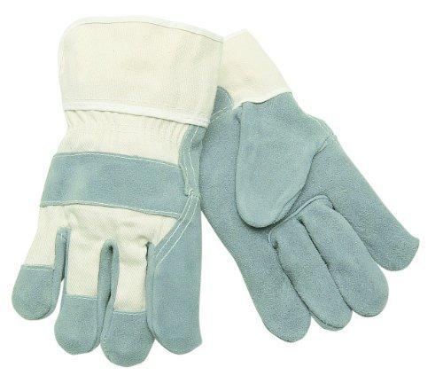 mcr-1400-m-select-de-securite-bandouliere-vache-split-en-cuir-gunn-gants-avec-manchette-de-securite-