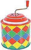 Bigjigs Toys Tin Winding Music Box