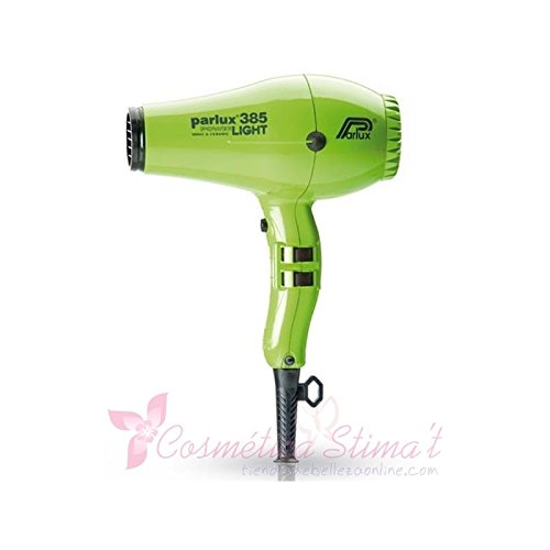 Parlux - Secador 385 power light varios colores - Verde