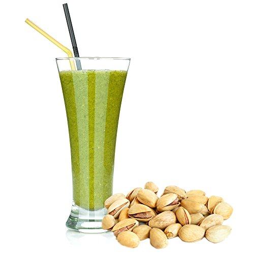 Pistazien Molkepulver Luxofit mit L-Carnitin Protein angereichert Wellnessdrink Aspartamfrei Molke (Pistazien, 1 kg)