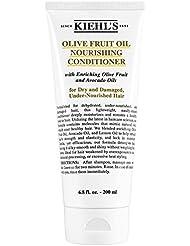 Kiehl's Huile de Fruit d'Olive Après-shampooing Nourrissant - Taille de Voyage 2.5oz (75ml)