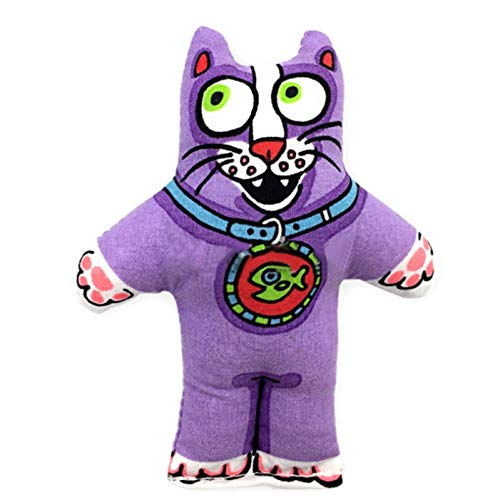 Jouet de Compagnie Nourriture pour Chat Poisson Pet Toy Products Pet Toy Fatcat Toy Fat Cat avec   Funny Cat