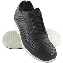Zerimar Zapatos con Alzas Hombre| Zapatos Deportivos con Alzas Que Aumenta su Altura + 6