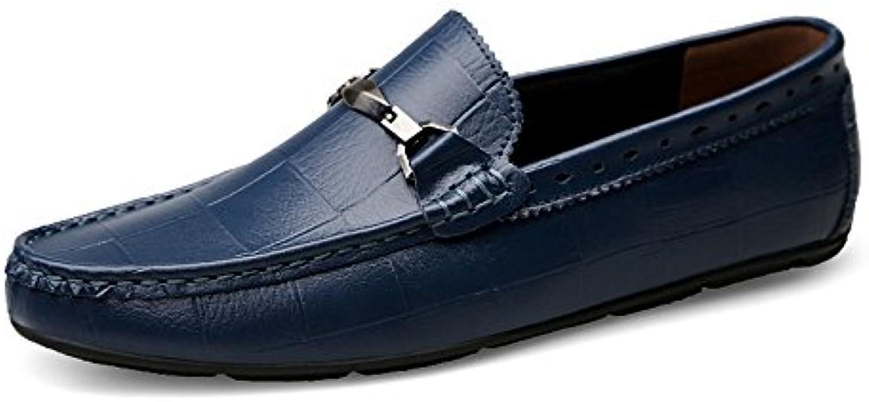 Mocassini Confortevoli da Guida Casual da Uomo Slip On On On Mocassini Driving scarpe for Men (Coloree   Marina Militare... | Up-to-date Styling  | Scolaro/Signora Scarpa  976b67