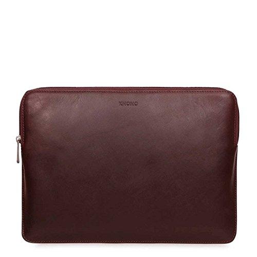 Knomo 45-101-BRN Barbican Notebook Sleeve 33,02 cm (13 Zoll) Leder braun