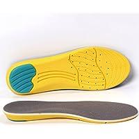 SodKK Memory Cotton Schockabsorption Innensohle, Unisex Daily Sports Einlegesohle für Flat Foot Plantar Fasciitis... preisvergleich bei billige-tabletten.eu