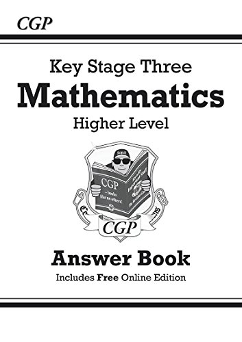 KS3 Maths Answers (for Workbook) - Levels 5-8