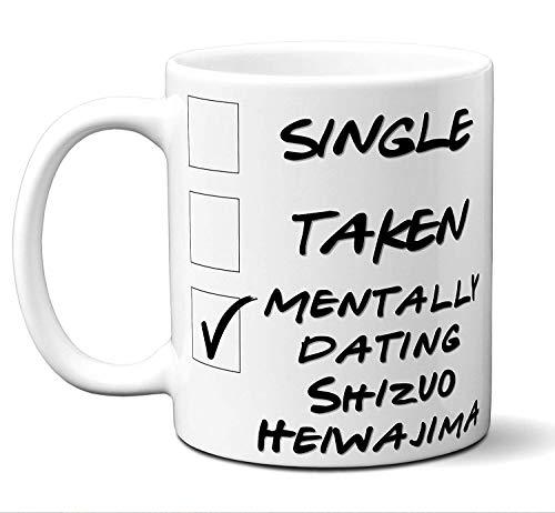 Funny Shizuo Heiwajima Cosplay Costume Lover Mug, Coffee, Tea Cup. Ideal Novelty Gift for Durarara!! Fans Manga, Otaku, Japan, Naruto, Japanese Anime Lovers. 11 ()