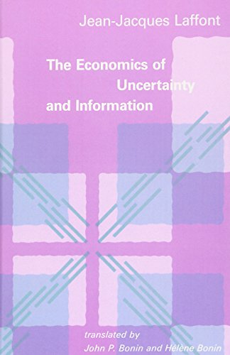 The Economics of Uncertainty & Information