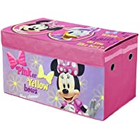 Preisvergleich für Disney Minnie Mouse Collapsible Storage Trunk by Idea Nuova - LA