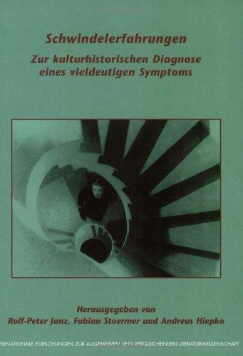 GER-SCHWINDELERFAHRUNGEN (Internationale Forschungen Zur Allgemeinen Und Vergleichenden Literaturwissenschaft) por Not Available