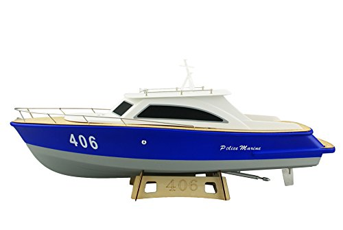 Amewi 26040 - Police Marine Boot 406 Preisvergleich