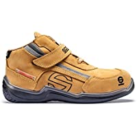 RACING HIGH S3 Scarpe Antinfortunistiche 45 Ocra