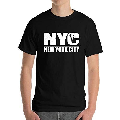 N4B Men's Men Printing Tees Short Sleeve T Shirt - Ultra Cotton Heavyweight T-shirt