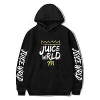 Unisex juice wrld Hoodies Pullover 3D-prints Hoodie Sweatshirt Patroon Blouse Pullover Lange tops-Cool_L