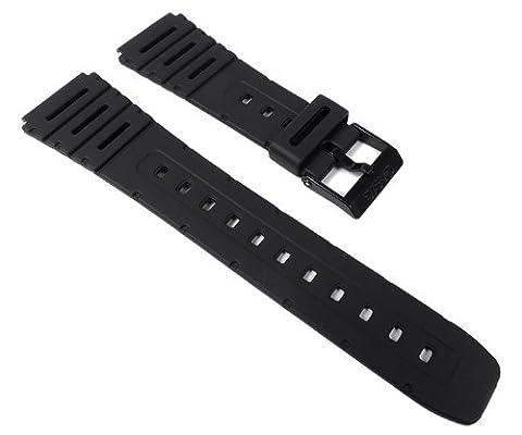 Casio Ersatzband Uhrenarmband Resin Band 20mm W-741 W-720 CA-53W