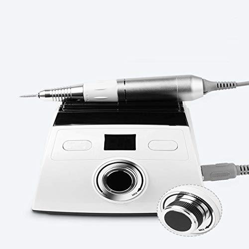 Tragbare Nagel Polieren Elektrische Maniküre Entladen Rüstung Maschine Nagelstudio Gewidmet Nagel Stift Test Schleifmaschine