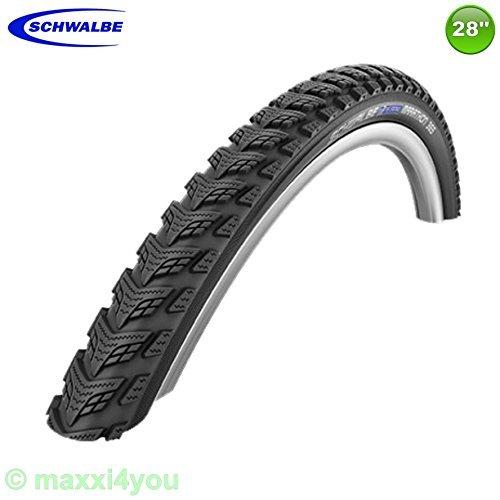 01022834S 1 x Schwalbe Marathon GT-365 Fahrradreifen Decke Mantel + Reflex 40-622