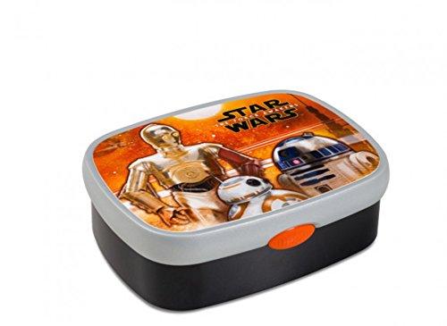 Mepal 107670065351 - Star Wars Lunchbox, Sonstige Spielwaren (Lunchbox Kinder-spiel)