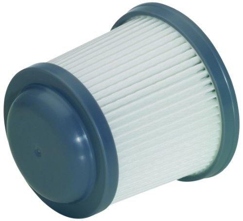 Black+Decker Ersatzfilter, Reinigungsfilter passend für diverse Modelle der Dustbuster-Akku-Handstaubsauger (Pivot oder Flexi), passgenauer feiner Reinigungsfilter, VF90