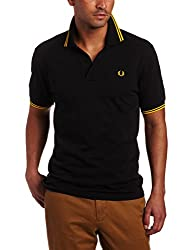 Fred Perry Herren Poloshirt M1200 - Mehrfarbig - Groß