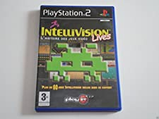 INTELLIVISION LIVES -L'HISTOIRE DES JEUX VIDEO -PLAYSTATION 2 - PS2 -