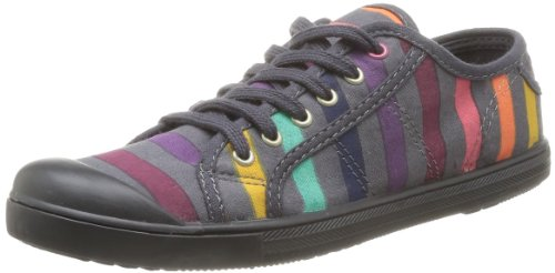 Little Marcel  Benilace Multi,  Sneaker donna, Nero (Noir (Col 250)), 37