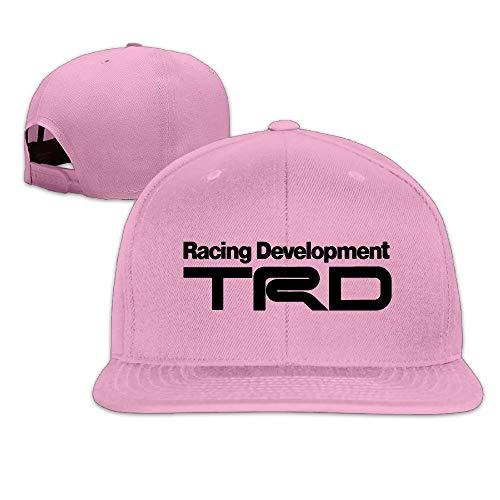 205e9ddce6743 Nifdhkw Racing Development TRD Peaked Snapback Gorra de béisbol Sombrero de  ala Plana Multicolor38