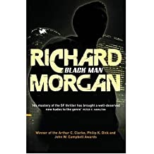 [(Black Man)] [ By (author) Richard Morgan ] [November, 2007]