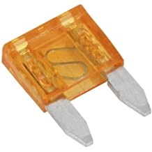 Car Spare 10x Mini Blade Fuses 5 Amp Car Electrical Installations Ice